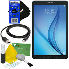 Samsung Galaxy Tab E 9.6 16GB Wi-Fi Tablet (Black) + 5pc...