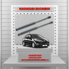 2 PISTONCINI BAGAGLIAIO PEUGEOT 207 1.4 HDi 50KW 68CV 2006 -> | MG24071