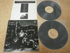 The Allman Brothers Band At Fillmore East/ Japan Double LP/ Sheet