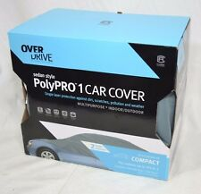 """OverDrive PolyPRO 1 Sedan Style Compact Car Cover fits autos up to 175"""" long NEW"""