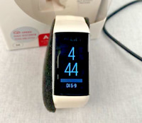 Polar A360 Fitness Activity Tracker Smart Watch Wrist White Heart Rate Mediun