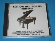 Edition Emil Guilels, Gilels: Beethoven (Le Chant Du Monde LDC 278 975) - CD