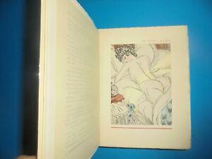 Claude Farrère: Les Petites Alliées - ill Jean Dulac – Art Déco – Curiosa – 1932