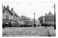 pt2624 - Whalley Range , Brooks Bar , Manchester , Lancashire - photograph 6x4