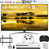 "LG 65"" 4K HDR Smart LED NanoCell TV w/ AI ThinQ (2019) + Xbox One S Bundle"