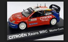 Citroen Xsara WRC Monte Carlo 2005 Loeb 154302 1/43 norev