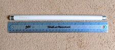 """Crompton fluorescent tube White 8 Watt neon tube 12""""/30.5cm length"""
