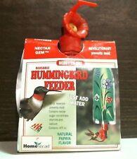 Homestead 84251 Reusable Hummingbird Feeder Just Add Water Natural Papaya Flavor