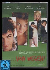 DVD VON WEGEN - DIE WAHRHEIT IST AUCH NICHT MEHR DAS, WAS SIE MAL WAR ** NEU **