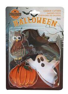 Spooky Halloween Cookie Cutter Set
