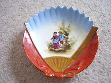 Antico tedesco Dresden Stampo in porcellana-piatto, Conchiglia, LIMOGES tipo, 2