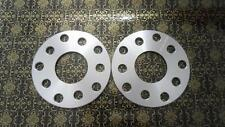 Two WHEEL HUBCENTRIC SPACERS 5X100MM / 5X112MM | 7MM THICK | 57.1MM CB