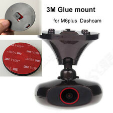 New listing 1x3M Car Double-Glue Adhesive Mount Holder For Ddpai M6 Plus Dash Camera Cam Dvr