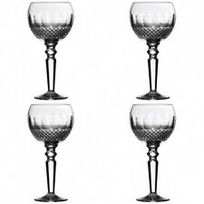 Waterford Colleen Encore Wine (4) Four Crystal Wine Glasses #135833 New