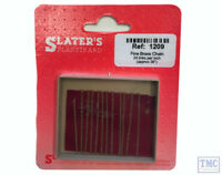 """1209 Slaters Fine Brass Chain 24 links per inch (approx 36"""" per packet)"""