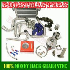 GT35 Turbo Kits Manifold + Intercooler Piping Kits 06-10 Mazda 3  2.3L 13PCs