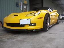Chevrolet Corvette C6 Carbon Fiber SIDE SKIRT VACUUM PROCESS