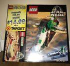 Lego Star Wars Value Pack Target Exclusive Slave 1 & Landspeeder (sealed)