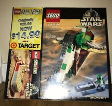 Lego Star Wars Value Pack Target Exclusive Slave 1 & Landspeeder (sealed)