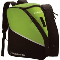 Transpack Edge Boot Bag-Lime