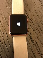 Apple iWatch 42 mm Series 2 Smart Watch - Rose gold w/ six Leather Bands