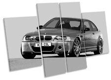 Canvas Deko-Bilder & -Drucke BMW Motiv