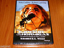 H.G.WELLS´ EMPIRE OF THE ANTS / EL IMPERIO DE LAS HORMIGAS - English/español -Pr