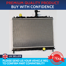 RADIATOR TO FIT KIA RIO MK2 2005 TO 2011 1.5 CRDi DIESEL FOR MANUAL CARS