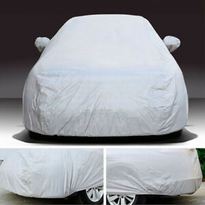 Exterior Car Cover Protection Full Hatchback Car Snow Cover Sunshade Waterproof