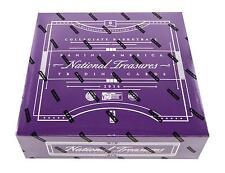 2016/17 PANINI NATIONAL TREASURES COLLEGIATE BASKETBALL HOBBY BOX