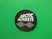 HEAVY METAL PUNK ROCK MUSIC FESTIVAL SEW ON / IRON ON PATCH:- ARCTIC MONKEYS (c)