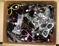 150 Pair Lot of Random Sunglasses From Showroom Samples #150SG