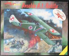 Hit Kit - Ansaldo A.1 Balilla - 1:72 - Flugzeug Modellbausatz - Model Kit