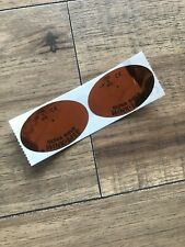 Wink Ease Eye Protection Disposable Tanning Sunbed UVA Cones Sun Bed - 50 Pairs