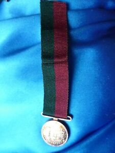Ghuznee Medal 23rd July 1839 Medal New Miniature Medal