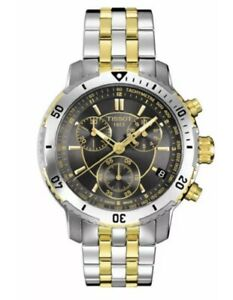 Tissot T0674172205100 PRS200 Men's  Chronograph Watch T067.417.22.051.00