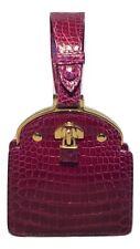 Giorgio's of palm beach alligator handbag