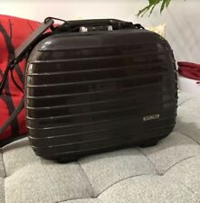 RIMOWA SALSA DELUXE BEAUTY CASE BROWN