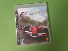 Formula One Championship Edition Playstation 3 PS3 Game *NEW & SEALED* Japanese