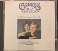 Carpenters - Only Yesterday - Richard and Karen Carpente... - Carpenters CD RYLN