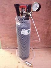 Novità modifica gasatore tutte le marche con  manometro  bombola co2   4 kg .