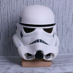 Cosplay Star Wars Helmet The Black Series Imperial Stormtrooper Helmet PVC Mask