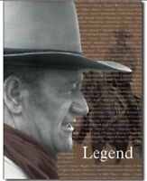 John Wayne American Legend Western Cowboy Hollywood Decor Metal Tin Sign New