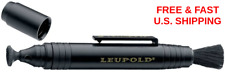 LEUPOLD LENS Red Dot Scope Binoculars Fully Retractable Brush CLEANING PEN