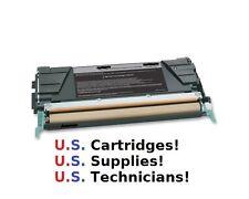 Lexmark C734A1KG C734A2KG Black 8K Toner Cartridge C734 C736 X736 OEM Quality