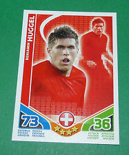 HUGGEL SUISSE HELVETIA TOPPS MATCH ATTAX TRADING CARD GAME FOOTBALL 2010