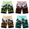 NEW Mens Surf Board Shorts Quick Dry Swimming Trunks Beach Shorts Boardshorts
