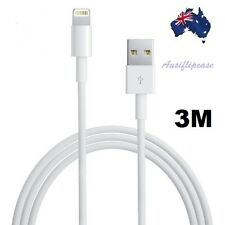 3m Meters USB Charger Cable for iPhone 8/7/6 Plus Lightning Cable