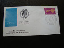 FRANCE - enveloppe 4 5/5/1968 firminy (journees historiques) (cy62) french