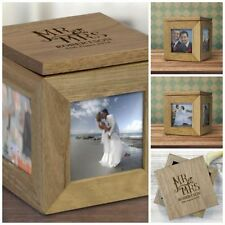 Square Modern Personalised Photo & Picture Frames
